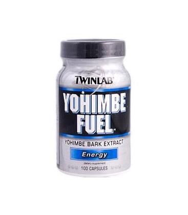 Yohimbe Fuel 100 caps