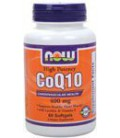 CoQ10 400 mg by Now Foods 60 Softgels