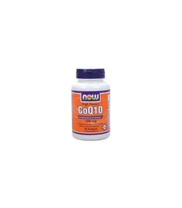 CoQ10 400 mg w/ Lecithin & Vitamin E 60 Softgels