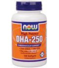 DHA-250, 50% DHA 120 Softgels