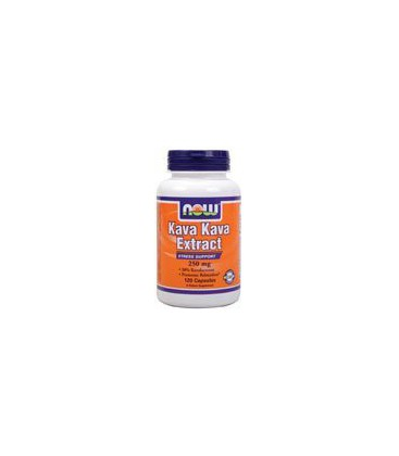 Kava Kava 250 mg by Now Foods 100 Capsules