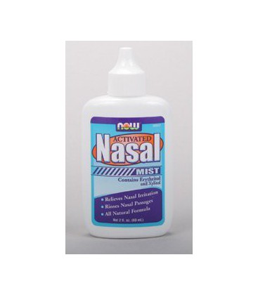 NOW Activated Nasal Mist 2fl.oz.