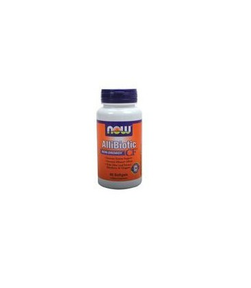 Now Foods Allibiotic Non-Drowsy CF, 60 softgels ( Multi-Pack)