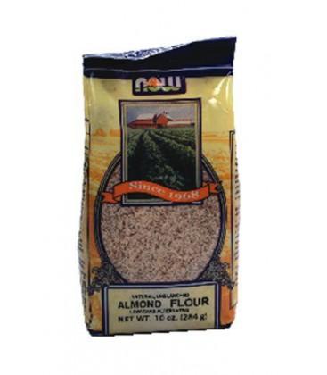 Now Foods Almond Flour, 10 oz ( Multi-Pack)