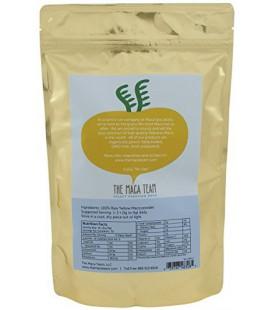 Raw racine de maca poudre fraîche Du Pérou - Certified Organic, Wildcrafted récolte, le commerce équitable, sans OGM, Raw & Veg