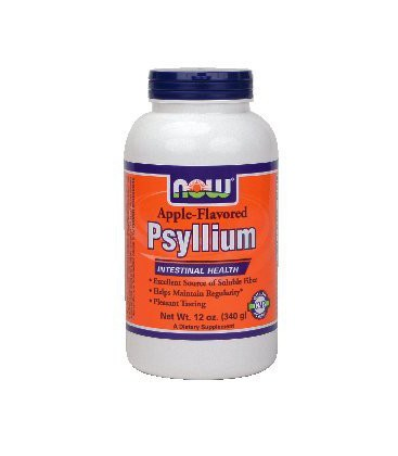 Now Foods Apple Psyllium Fiber - 12 oz. ( Multi-Pack)