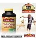 Nature Made Triple Omega 3 6 9 - Fish, Flaxseed, Safflower &