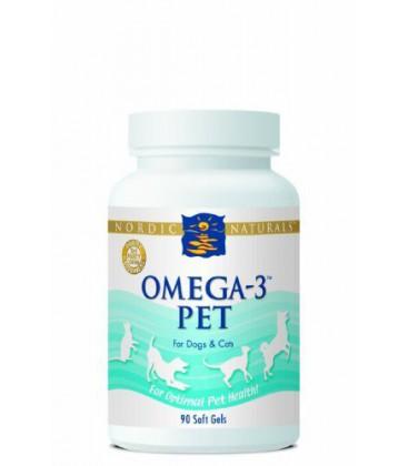 Nordic Naturals Omega-3 Pet, 90 Soft gels Bottle