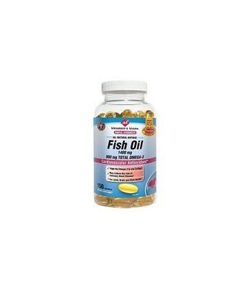 Member's Mark - Omega 3, Fish Oil 1400 mg (900 mg EPA/DHA),