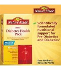 Diabetes Health Pack-Nature Made Multivitamin & Mineral Supp