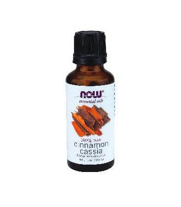 Now Foods Cinnamon Cassia Oil - 1 oz. ( Multi-Pack)