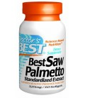 Doctor's Best Best Saw Palmetto Extract (320 mg), Softgel Ca