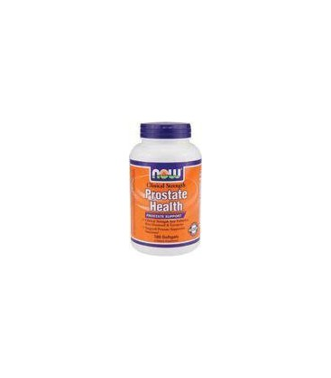 Now Foods Clinical Strength Prostate Health, Soft-gel, 180-C