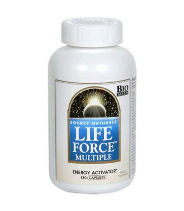 Source Naturals Life Force Multiple, 180 Capsules