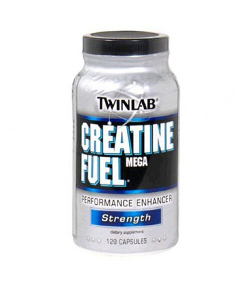 Twinlab Creatine Fuel Mega Performance Enhancer, Strength, 1