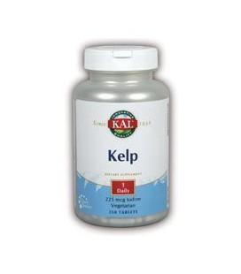 KAL - Kelp Iodine 45mg/225mcg - 250ct Tab