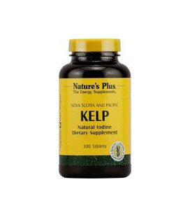 Nature's Plus - Kelp, 300 tablets