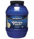 BodyTech - Whey Tech Vanilla, 5 lb powder