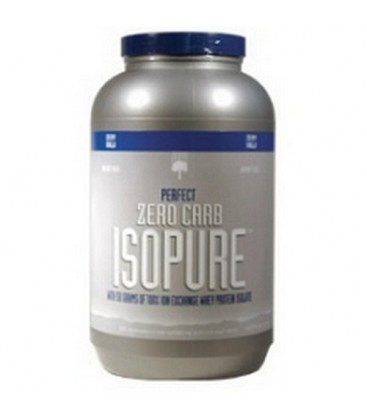 Nature's Best Isopure Zero Carb, Cookies & Cream, 3-Pound Tu