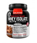 Six Star Pro Nutrition PS Whey Isolate, Decadent Chocolate,