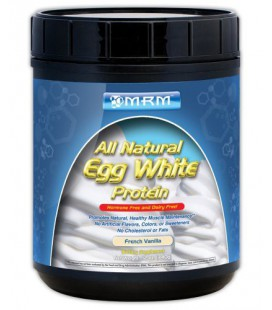 MRM EGG WHITE PROTEIN French Vanilla, 12oz,