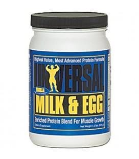 Universal Nutrition System Milk & Egg Protein 1.5-pound Jar