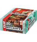 Clif Bar Builder's Bar, Chocolate Mint, 2.4-Ounce Bars, (Pac