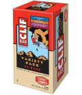 Clif Bar Energy Bar, Variety Pack of Chocolate Chip, Crunchy