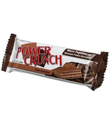Power Crunch Triple Chocolate, 1.4-Ounce Bar (Pack of 12)