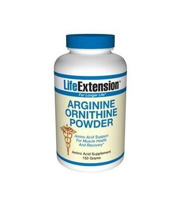 Arginine/Ornithine Powder 150 Grams