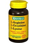 Tri-Amino (L-Arginine, L-Ornithine & L-Lysine) From Good'N N
