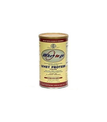 Solgar - Whey Protein Powder Vanilla Bean, 32 oz powder