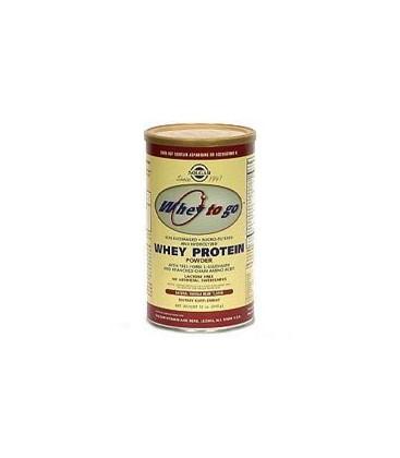 Solgar - Whey Protein Powder Vanilla Bean, 32 oz powder