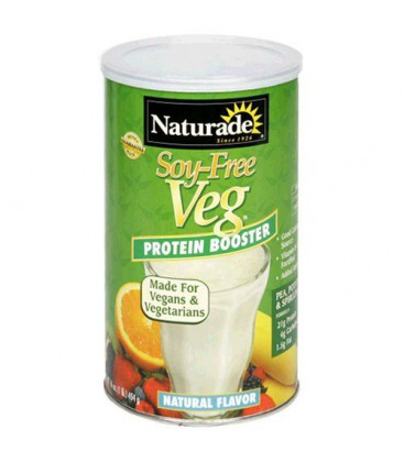 Naturade Veg Protein Booster, Soy-Free, Natural Flavor , 16