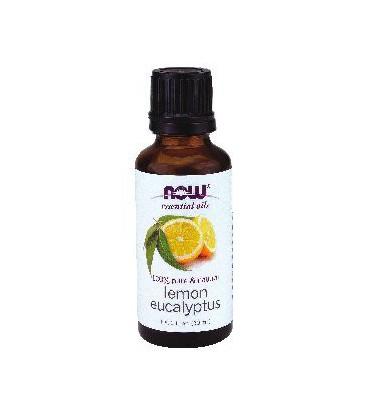 Now Foods Lemon-Eucalyptus Oil - 1 oz. ( Multi-Pack)