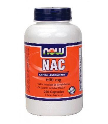 Now Foods NAC, 250 caps ( Multi-Pack)