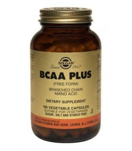 BCAA Plus - 100 - Veg/Cap