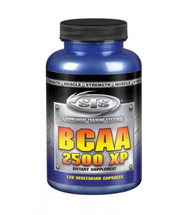 BCAA 2500 XP - 120 - Capsules