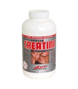 AST Micronized Creatine, 525-Grams