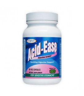 Acid-Ease digestion formula for sensitive stomachs, 90 Veg
