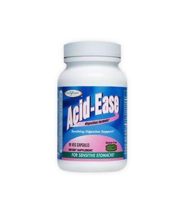 Acid-Ease digestion formula for sensitive stomachs, 90 Veg