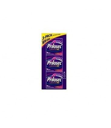 Prilosec OTC Delayed-release Acid Reducer, 3 Month Supply, 4