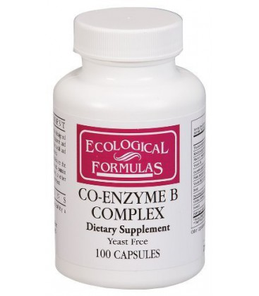 Cardiovascular Research - Co-Enzyme B Complex Yeast Free, 10