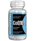 Enerzin CoQ10-L - 90 Capsules 10mg Co-Enzyme Q10 With Lecith