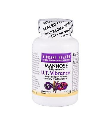 Vibrant Health U.T. Vibrance,  1145 Mg, 50 Tablets,