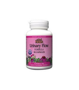 Natural Factors Urinary Flow (Diuretic) Capsules, 90-Count
