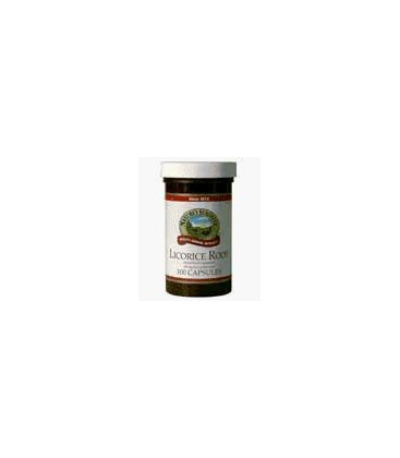 Nature's Sunshine Licorice Root 100 capsules