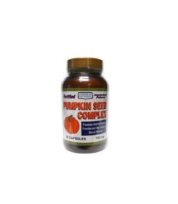 Only Natural Pumpkin Seed Complex, 700 Mg 90-Count