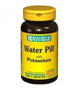 Water Pill - Helps Support Fluid Balance, 100 tabs,(Good'n N