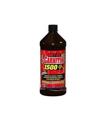 MET-Rx - Liquid L-Carnitine 1500 - 16 oz